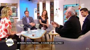 Valérie Durier dans la Quotidienne - 05/03/14 - 12