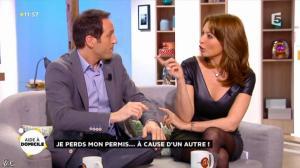 Valérie Durier dans la Quotidienne - 05/03/14 - 14