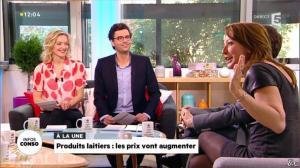 Valérie Durier dans la Quotidienne - 05/03/14 - 19