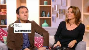 Valérie Durier dans la Quotidienne - 05/11/13 - 03