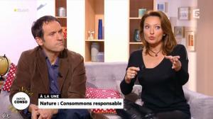 Valérie Durier dans la Quotidienne - 05/11/13 - 10