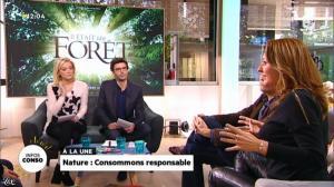 Valérie Durier dans la Quotidienne - 05/11/13 - 12