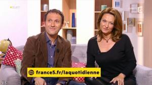 Valérie Durier dans la Quotidienne - 05/11/13 - 37