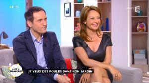 Valérie Durier dans la Quotidienne - 07/04/14 - 07