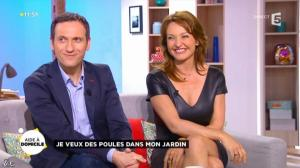 Valérie Durier dans la Quotidienne - 07/04/14 - 08