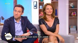 Valérie Durier dans la Quotidienne - 07/04/14 - 09