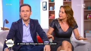 Valérie Durier dans la Quotidienne - 07/04/14 - 12