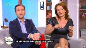 Valérie Durier dans la Quotidienne - 07/04/14 - 13
