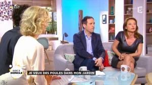 Valérie Durier dans la Quotidienne - 07/04/14 - 14