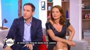 Valérie Durier dans la Quotidienne - 07/04/14 - 15