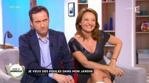Valérie Durier dans la Quotidienne - 07/04/14 - 17