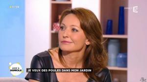 Valérie Durier dans la Quotidienne - 07/04/14 - 18
