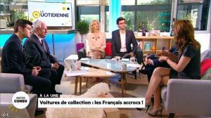 Valérie Durier dans la Quotidienne - 07/04/14 - 29