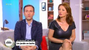 Valérie Durier dans la Quotidienne - 07/04/14 - 34