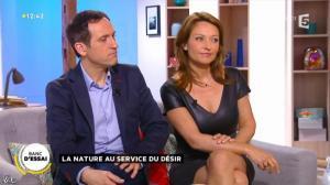 Valérie Durier dans la Quotidienne - 07/04/14 - 36