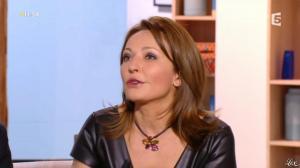 Valérie Durier dans la Quotidienne - 08/01/14 - 03