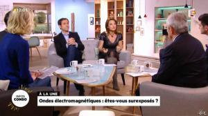 Valérie Durier dans la Quotidienne - 08/01/14 - 11