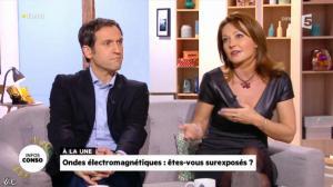 Valérie Durier dans la Quotidienne - 08/01/14 - 13