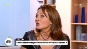 Valérie Durier dans la Quotidienne - 08/01/14 - 14