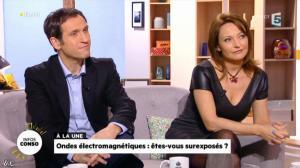 Valérie Durier dans la Quotidienne - 08/01/14 - 15
