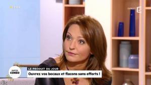 Valérie Durier dans la Quotidienne - 08/01/14 - 21