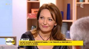 Valérie Durier dans la Quotidienne - 08/01/14 - 23