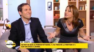 Valérie Durier dans la Quotidienne - 08/01/14 - 27