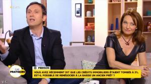 Valérie Durier dans la Quotidienne - 08/01/14 - 29