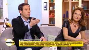 Valérie Durier dans la Quotidienne - 08/01/14 - 33