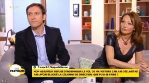 Valérie Durier dans la Quotidienne - 08/01/14 - 34