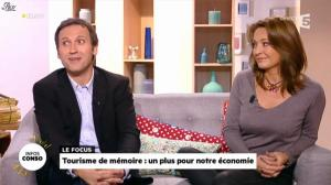 Valérie Durier dans la Quotidienne - 11/11/13 - 07