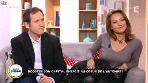 Valérie Durier dans la Quotidienne - 11/11/13 - 10
