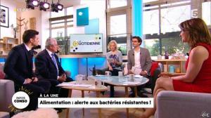 Valérie Durier dans la Quotidienne - 12/03/14 - 07