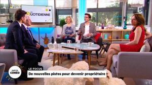 Valérie Durier dans la Quotidienne - 12/03/14 - 08