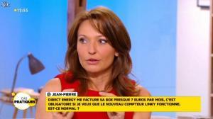Valérie Durier dans la Quotidienne - 12/03/14 - 18