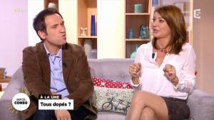 Valérie Durier dans la Quotidienne - 12/11/13 - 03