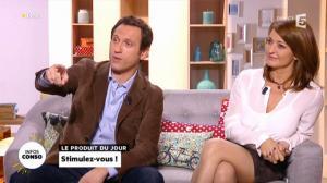Valérie Durier dans la Quotidienne - 12/11/13 - 05