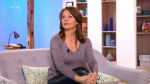 Valérie Durier dans la Quotidienne - 13/03/14 - 04