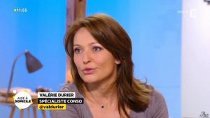 Valérie Durier dans la Quotidienne - 13/03/14 - 06