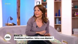 Valérie Durier dans la Quotidienne - 13/03/14 - 11