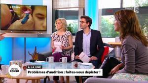 Valérie Durier dans la Quotidienne - 13/03/14 - 12