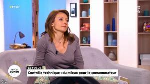 Valérie Durier dans la Quotidienne - 13/03/14 - 13