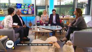 Valérie Durier dans la Quotidienne - 13/03/14 - 15