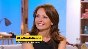 Valérie Durier dans la Quotidienne - 14/03/14 - 03