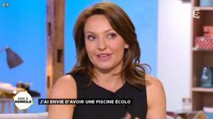 Valérie Durier dans la Quotidienne - 14/03/14 - 08