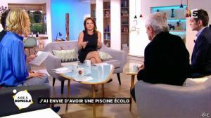Valérie Durier dans la Quotidienne - 14/03/14 - 10
