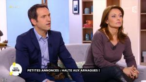 Valérie Durier dans la Quotidienne - 19/02/14 - 06
