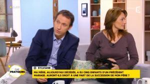 Valérie Durier dans la Quotidienne - 19/02/14 - 08