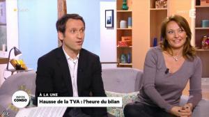 Valérie Durier dans la Quotidienne - 20/01/14 - 03