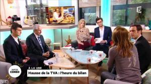 Valérie Durier dans la Quotidienne - 20/01/14 - 04